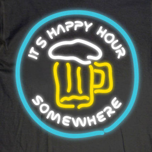 Go To HappyHourSaratoga.com Right Now And Find The Happy Hour Of Your Dreams