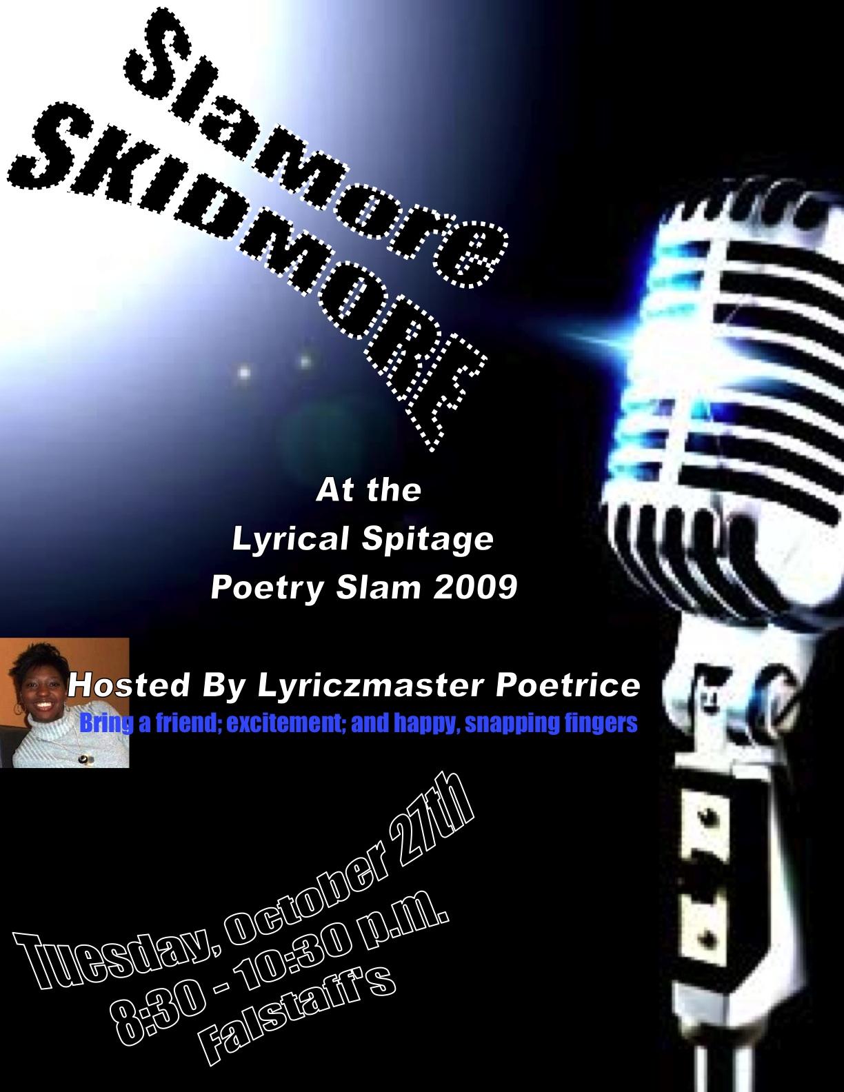 Lyrical Spitage