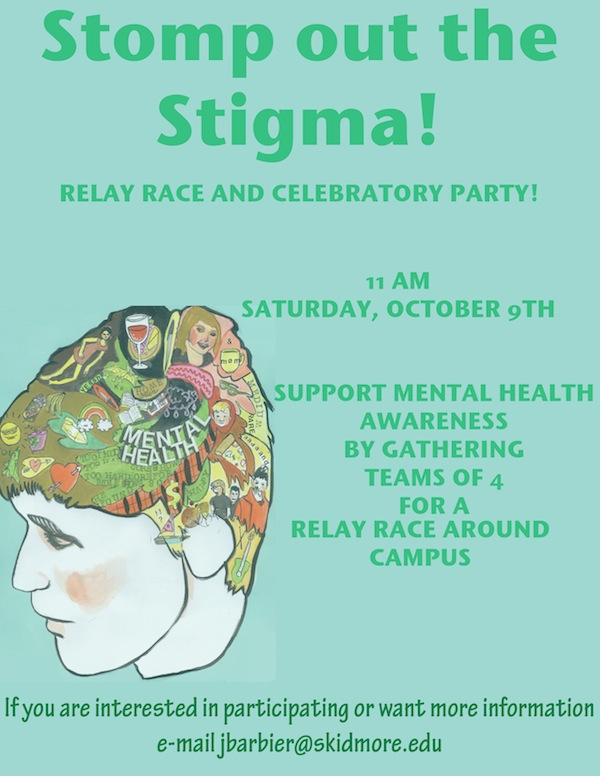 Stomp out the stigma